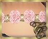 TC~ Pink Rose Headband