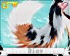 *D* Daisy Tail V1