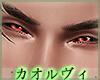 Evil Cupid Eyes - Red