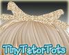 Gold Headband Bow