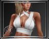 (SL) Wrap Top White