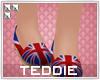 |T| F. Union Jack Shoes