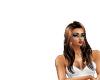 Complete female avatar