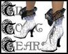 TTT Victorian Boots ~W/B