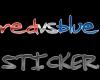 }A2K5{ RvB Sticker