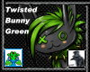 Twisted Bunny-Green