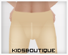 -Child Tan Leggings