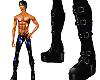 Onyx Black Boots