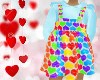 Kid Valentine Dress