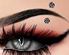 L eyebrow piercing