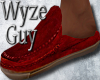 WG Loafer Red V2