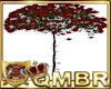 QMBR Tree Red Rose Shimr
