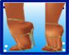 [PC] Gold Sandal