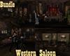 [M] Western Saloon BUNDL