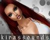 K| Ofidinma Hair / Red