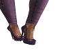 Grape Heels