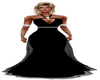 Classy Black Gown