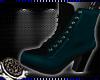 曆 Lala Boots Teal