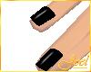 J! Black Nails