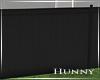 H. Black Fence