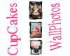 cupcake wall photos