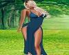 Blue Sun Dress RL