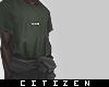 Tee & Waist Sweater III