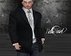 Dark Jacket w/ Bolo Tie