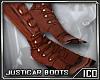 ICO Justicar Boots