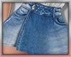 ✔Jeans skirt/RLS