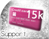 [T] 15k Support Sticker