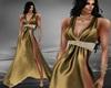S-*Alva gown golden*