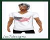 JT Flag USA Tee