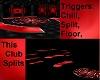 RED Triggered Blackroom