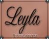 Leyla Tattoo Request