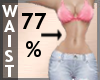 Waist Scaler 77% F A