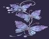 !JBC Blue Butterflys