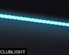 Ceiling Neon Teal