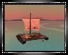 Sunset Island Raft 20P