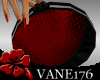 [V1] Bloom Purse Red