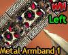Metal Armband 1 (L)