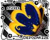 o|10k Support Sticker