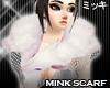 ! Mink Fur Scarf [F]