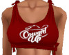Cowgirl Up  Tank Top