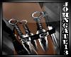 Assassin Garter Knives