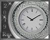 Rus: PARIS wall clock