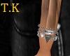 T.K Bad Kitty Bracelet