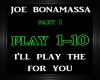 Joe B.~I'll Play The B 1