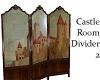 Castle Room Divider 2