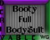 Booty Bodysuit Deriv.